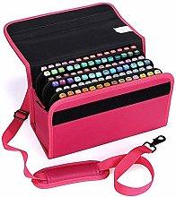 BU-SOH Markers Marker Pen Case Multi-layer