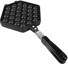 Bubble Waffle Maker Pan,1pc Waffle Maker Aluminum