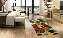 Bubbles Area Rug Floor Carpet Polyester Super