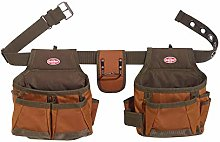 Bucket Boss 50200 Tool Bag, Brown
