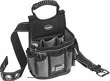 Bucket Boss 55300 Tool Bag, Gray