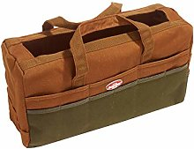 Bucket Boss 60001 Tool Bag, Brown