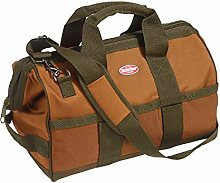 Bucket Boss 60016 Tool Bag, Brown, 15 liters