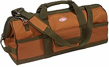 Bucket Boss 60024 Tool Bag, Brown, 20 liters