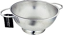 Buckingham Micro-perforated Stainless Steel