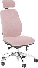 Budd Desk Chair Ebern Designs Frame Colour: