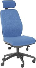 Budd Desk Chair Ebern Designs Frame Colour: Black,