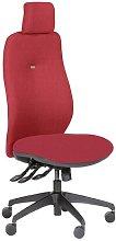 Budde Desk Chair Ebern Designs Frame Colour: