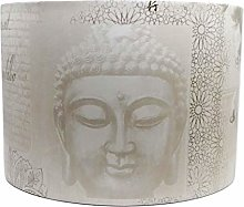 Buddha Lampshade for A Ceiling Light Shade
