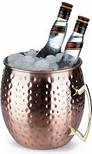 Buddy's Bar - Moscow Mule bottle cooler, 5