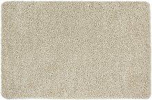 Buddy Plain Shaggy Mat Rug - 150x100cm - Stone
