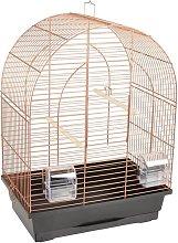 Budgie Cage Klara 1 39x25x53 cm Copper -
