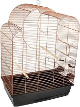 Budgie Cage Wammer 1 54x34x75 cm Copper -