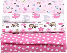 Buelgma Baby Blanket Ultra Soft Cotton Flannel