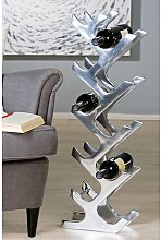 Buenos Stylish Wine Rack Stand In Polished