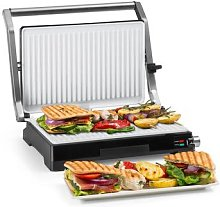 Buffalo Contact Grill Panini Maker 2000W Stainless