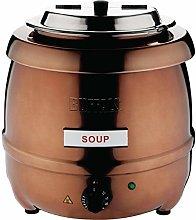 Buffalo Copper Finish Soup Kettle Kitchen