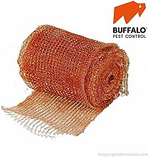 Buffalo Pest Control Copper Mesh for Mice, Pests,