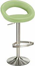 Buffet Mint Green Bar Stool Height Adjustable