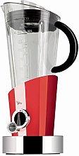 Bugatti Vela Food Blender, 1.5 Litre, 400 Watt, Red