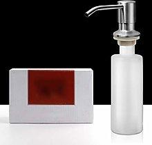 Built In Soap dispenser For kitchen