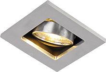 Built-in spot aluminum - Qure