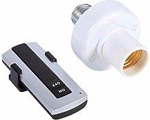 Bulb Socket Lamp Socket Adapter E27 Wireless