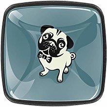 BulldogBulldog Glass Knobs for Dresser Drawers