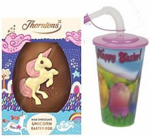 Bundle of Thorntons Unicorn Easter Egg and Easter