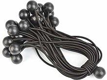 Bungee Cords, 50 PCS Bungee Ball Ties, Ties Down