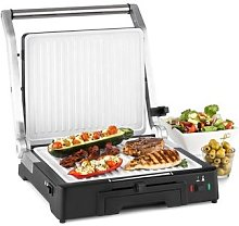 Burgermeister 3-in-1 Contact Grill Table Grill