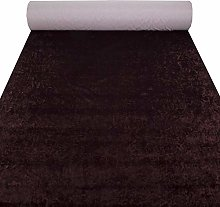 BURGUNDY Superb Shimmery Bling Design Heavy Velvet