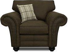 Burks Armchair Rosalind Wheeler Upholstery Colour: