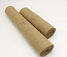 Burlap roll Natural Jute Hessian Burlap Cloth