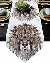 Burlap Table Runner for Party/Dinner India
