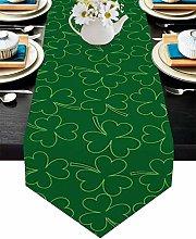 Burlap Table Runner for Party/Dinner St.