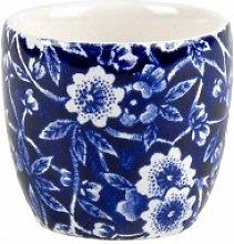 Burleigh Blue Calico Egg Cup