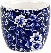 Burleigh Dark Blue Calico Egg Cup 4.5 cm