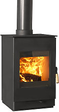 Burley Bradgate 5kW DEFRA Approved Wood Burning