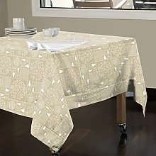 Burrito White ma7961 08 2600B Table Linen,