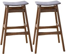 Burroughs 76cm Bar Stool Corrigan Studio