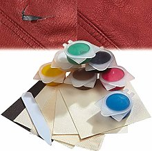 Burwells Leather Vinyl Repair Kit Fix Rips Tears