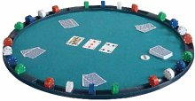 Burwells Poker Bridge Card Game Table Mat Topper
