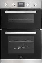Bush AWBSDFO Built In Double Electric Oven -