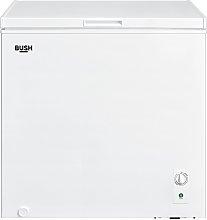 Bush BECF198L Chest Freezer - White