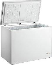 Bush BECF295L Chest Freezer - White