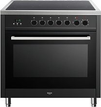 Bush BRCP90EBLK 90cm Electric Range Cooker - Black
