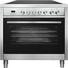 Bush BRCP90ESS 90cm Electric Range Cooker -