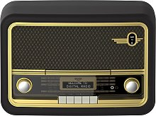 Bush Classic Super Retro Bluetooth DAB Radio -