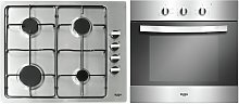 Bush LSBGHP Built In Electric Oven with Gas Hob